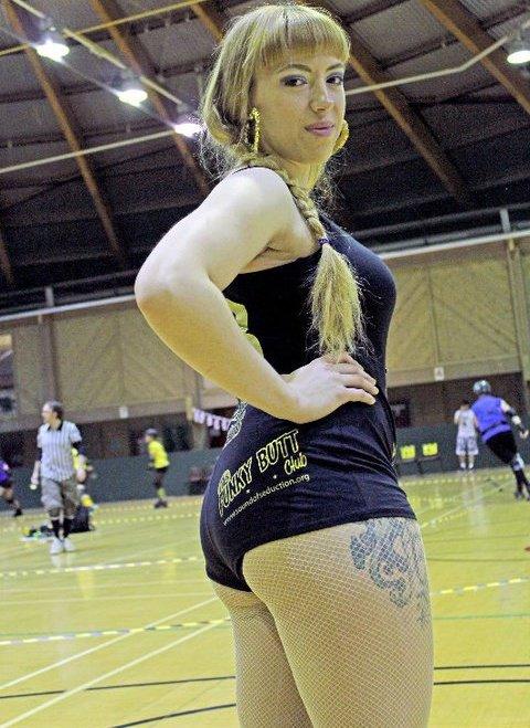 Kalamity's funky butt