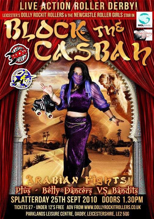 Block The Casbah poster