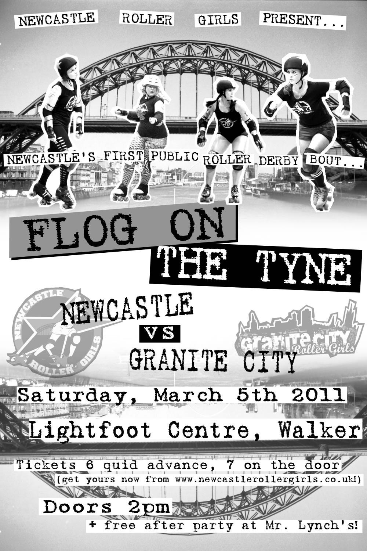 Flog On The Tyne poster