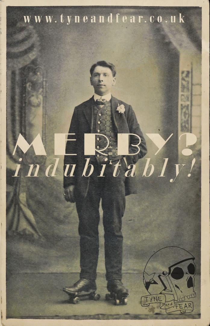 Merby? Indubitably!