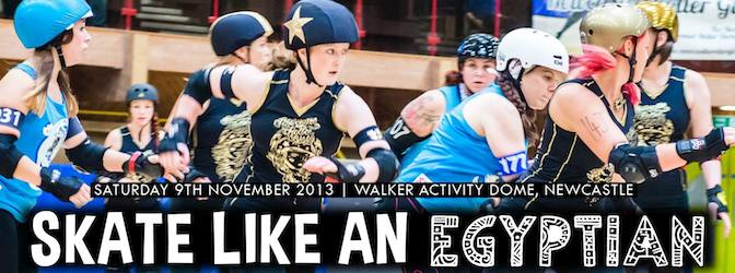 Skate Like an Egyptian – Saturday 9 November 2013