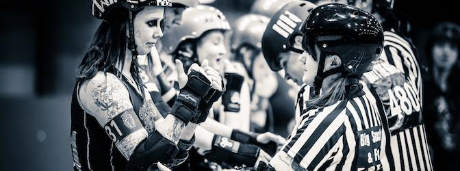 So you're going to your first roller derby session…