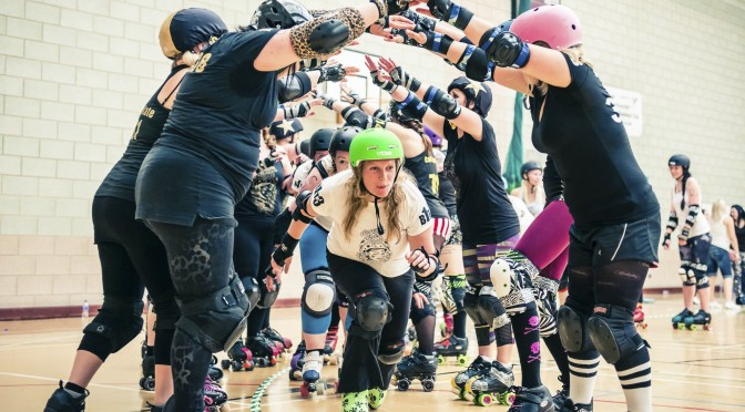 Newcastle Roller Girls Fresh Meat